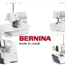 Bernina Overlockers