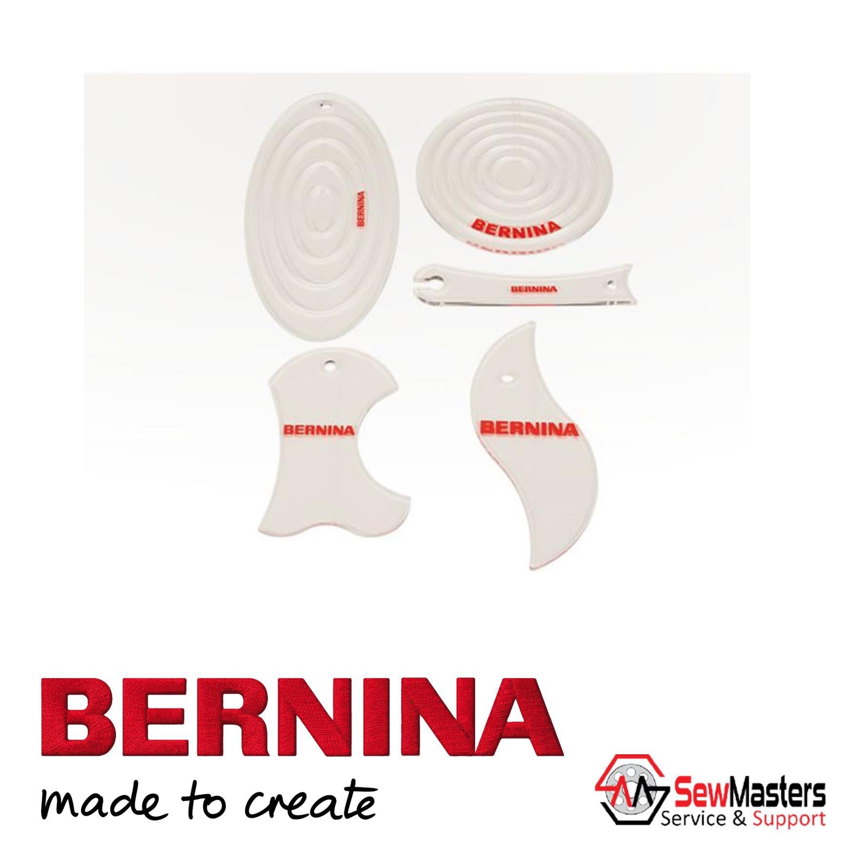 Bernina Ruler Kit For Frame Models B Sewmasters