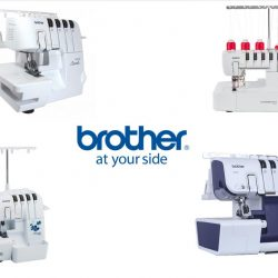 Brother Overlockers & CoverStitch Machines