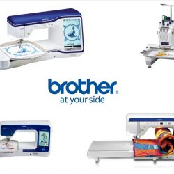 Brother Sewing & Embroidery Machines