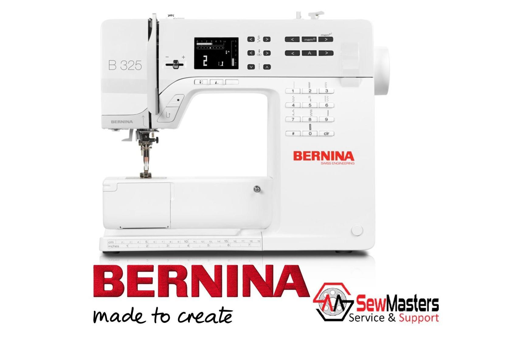 Bernina B325 Sewing Machine - SewMasters Sewing Machines