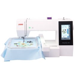 Janome MC500E Embroidery Machine