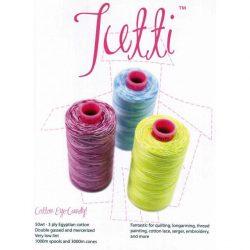 Wonderfil Tutti 50wt Cotton Variegated