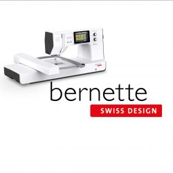 Bernette Embroidery Only Machines