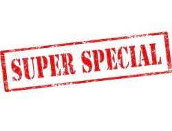 Monthly Super Specials