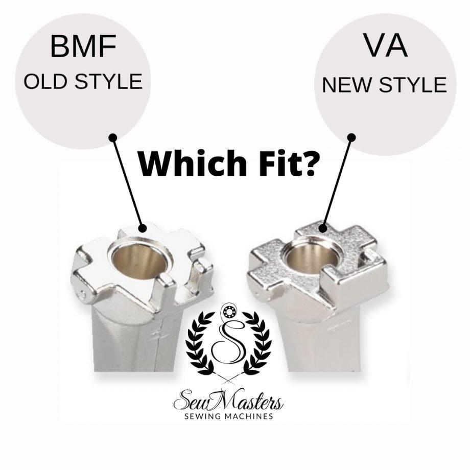 Which Bernina feet fit my machine