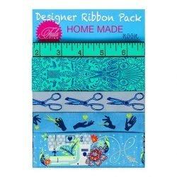Tula Pink Ribbon Pack - Home Made Noon