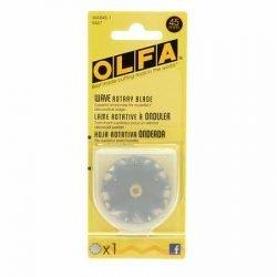 olfa wave rotary blade 45mm