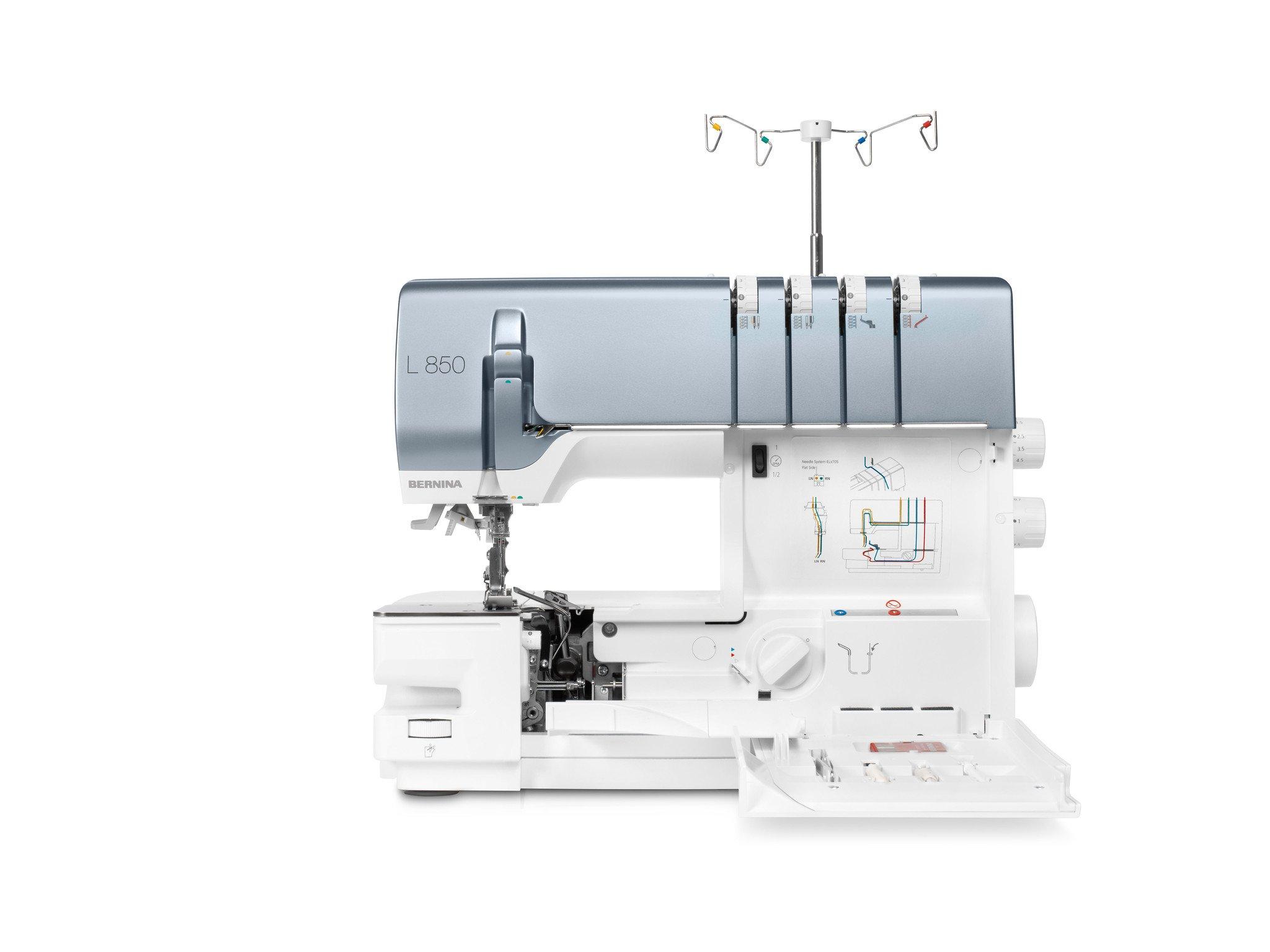 Bernina L 850 Overlocker 360 SewMasters 1