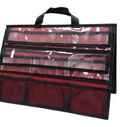Tutto Tool Bag and Embellishment Holder - Red